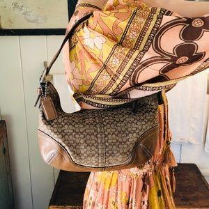 ♥️ Coach ♥️ Brown Shoulder Bag